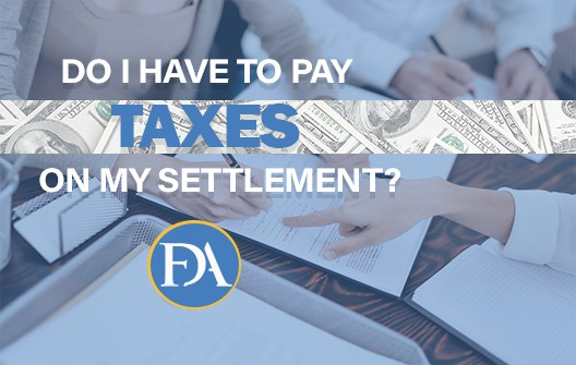 Do I Have to Pay Taxes On My Car Accident Settlement?