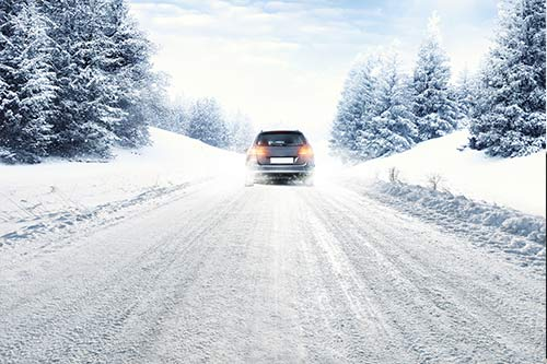 Don't Pass That Plow: Colorado Winter Driving Rules