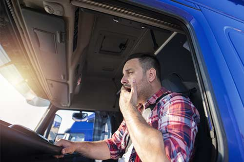 Driver Fatigue and Truck Crashes: Some Eye-Opening Facts