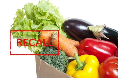 New Report: Food Recalls on The Increase