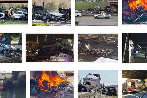 What Did We Learn from the i-70 Truck Crash?