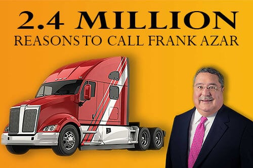 $2.4 Million: The Story Of One Frank Azar Client