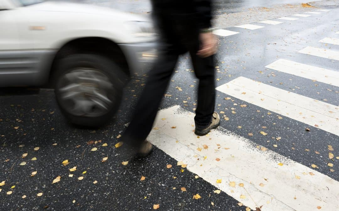 Pedestrian & Non-Licensed Vehicle Accidents