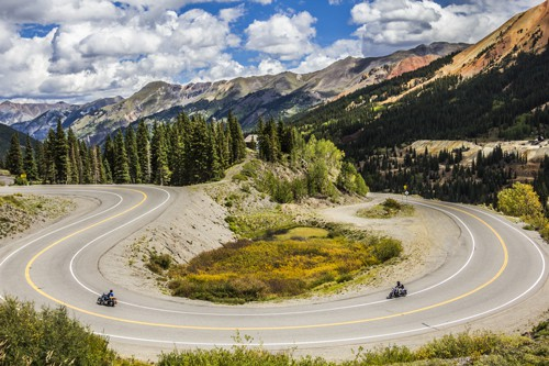 Colorado's Most Dangerous Roads for Motorcycles