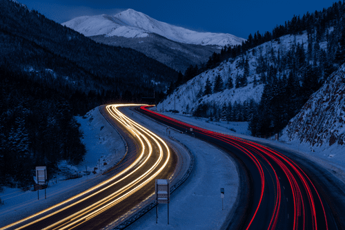most congested roads in colorado
