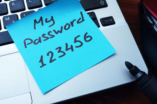 Pump Up Your Passwords! Six Easy Steps To Protect Your Data