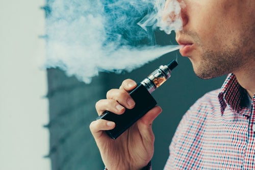 FDA Rejects Millions Of Vaping Products As Health Risks